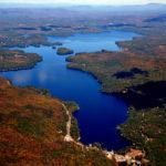 Lake Sunaee Aerial